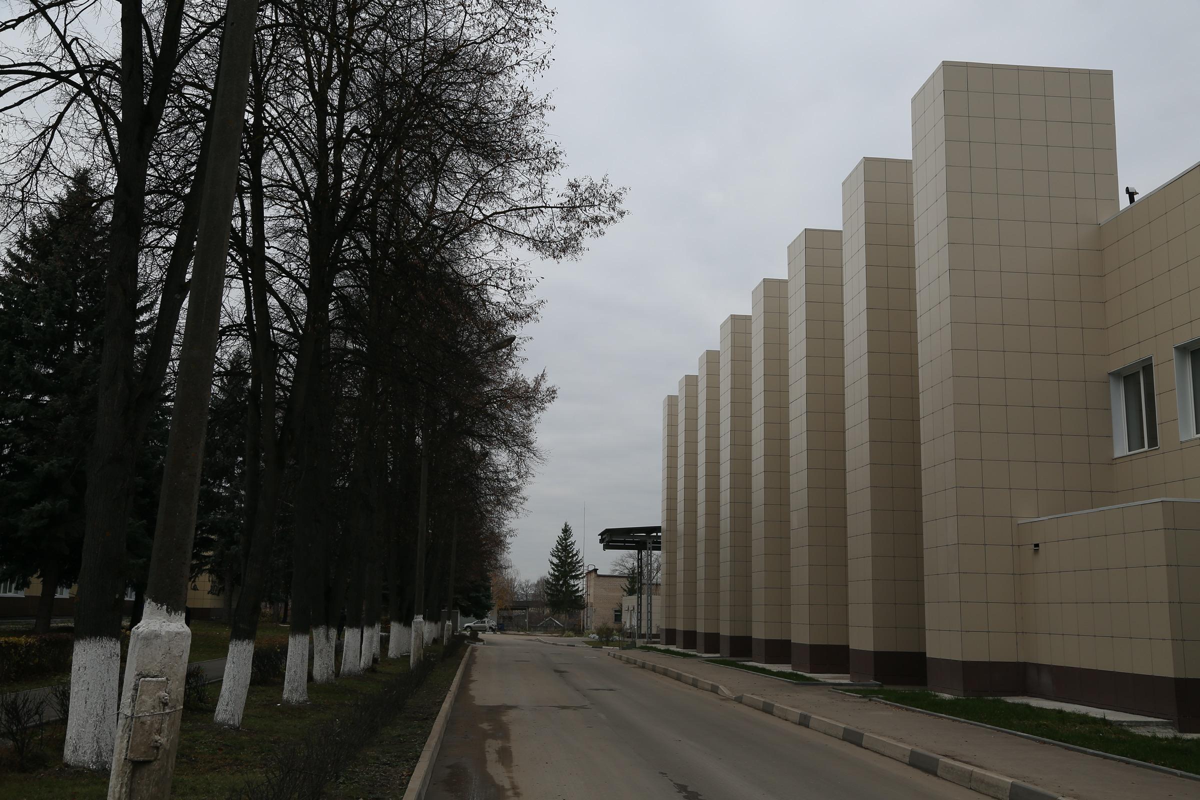 Новости Коломны   На территории КБМ завершаются работы по благоустройству Фото (Коломна)   iz zhizni kolomnyi