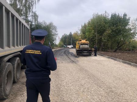 Баженов: В 18 муниципалитетах Госадмтехнадзор добился устранения 50 нарушений чистоты вдоль дорог Подмосковья за неделю