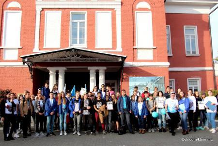Учащиеся Коломны прошлись по «Улицам героев»