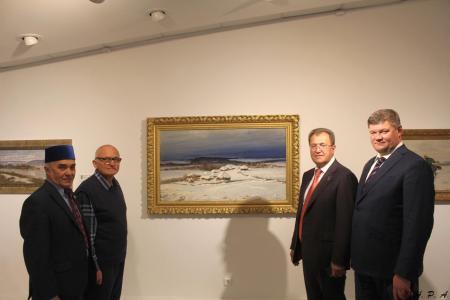 Коломенская делегация побывала в музейном комплексе «Новый Иерусалим»