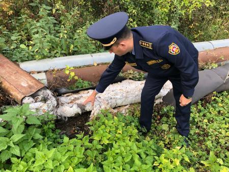 Баженов: За неделю по предписанию Госадмтехнадзора устранено 20 повреждений теплотрасс в Подмосковье