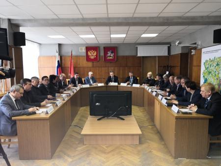 Заседание Совета депутатов Коломенского городского округа 20 сентября 2019г.