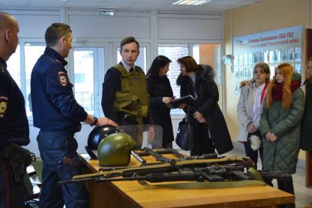 Коломенские полицейские приглашают на День открытых дверей