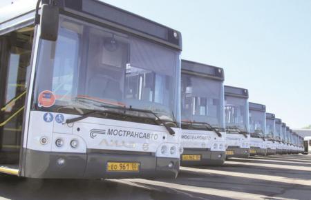Из Голутвина в Рыбное запущены компенсационные автобусы вместо электричек