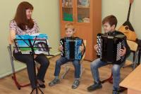 В коломенскую школу искусств поступили новые музыкальные инструменты