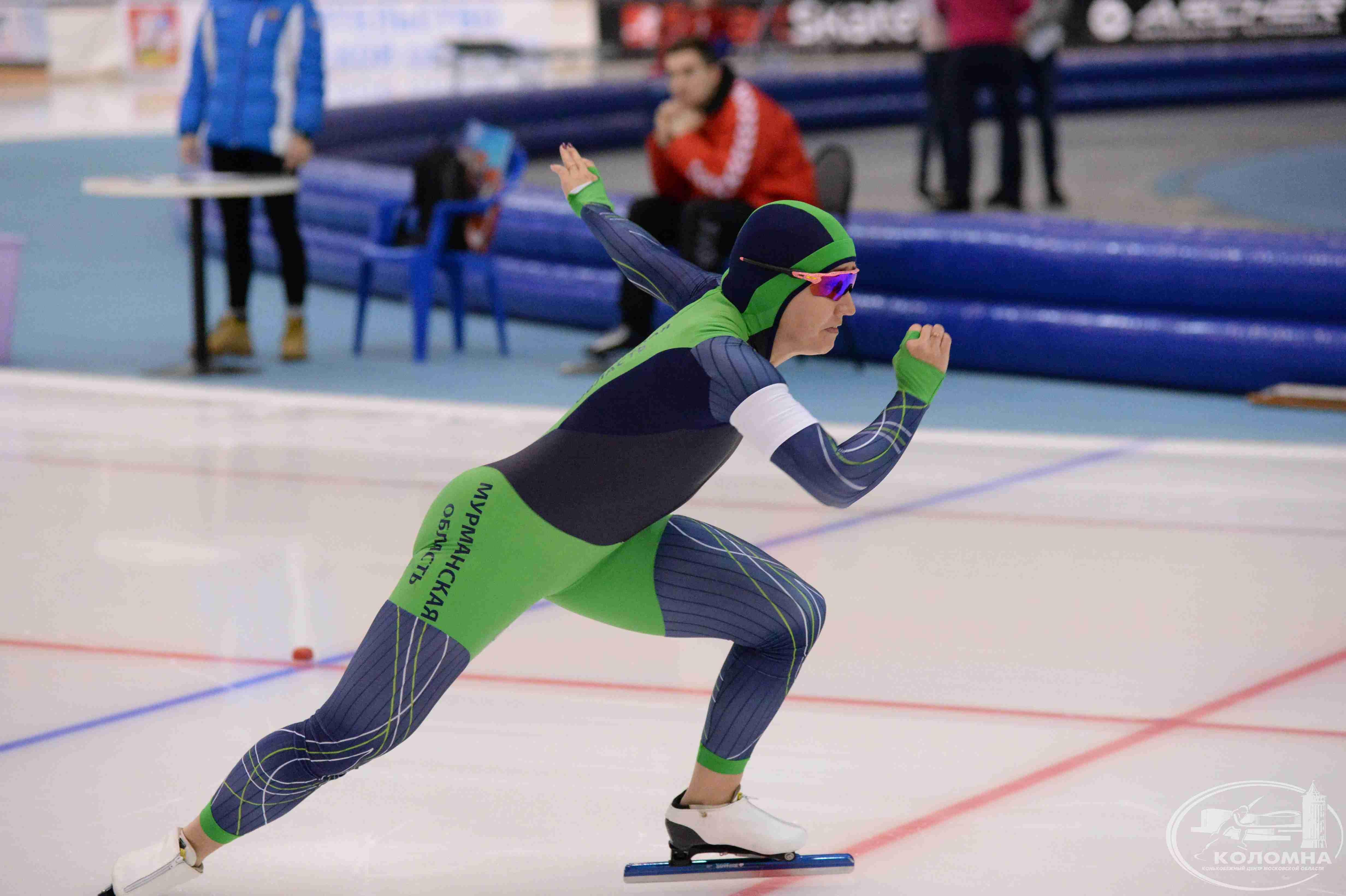 Чемпионат России по конькобежному спорту (отдельные дистанции), 31 октября – 3 ноября 2019 г.