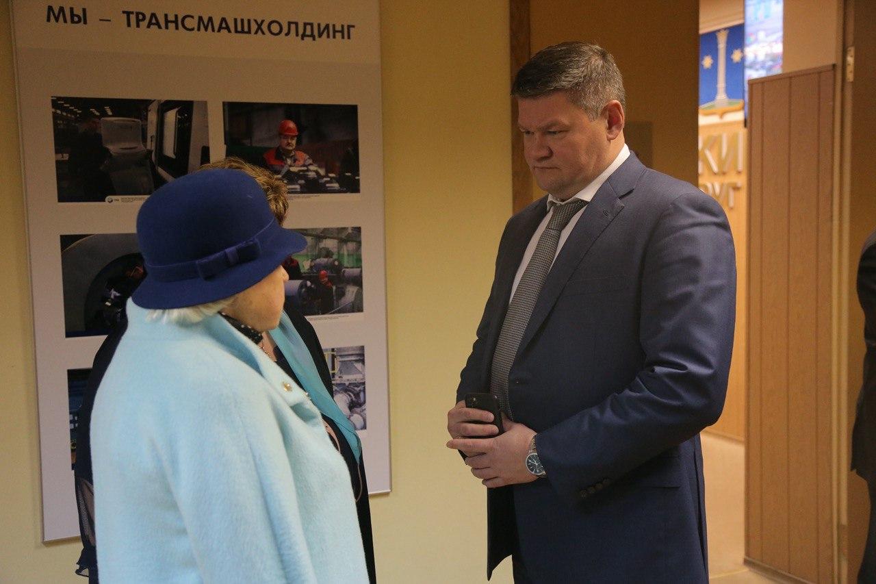 Глава Коломенского городского округа возглавил работу заключительного в этом году муниципального форума «Управдом»
