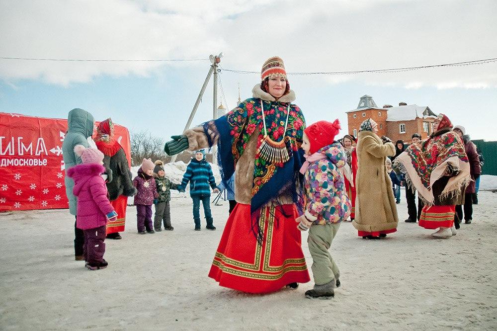 Десятки мероприятий пройдут в Коломне в рамках акции «Зима в Подмосковье»