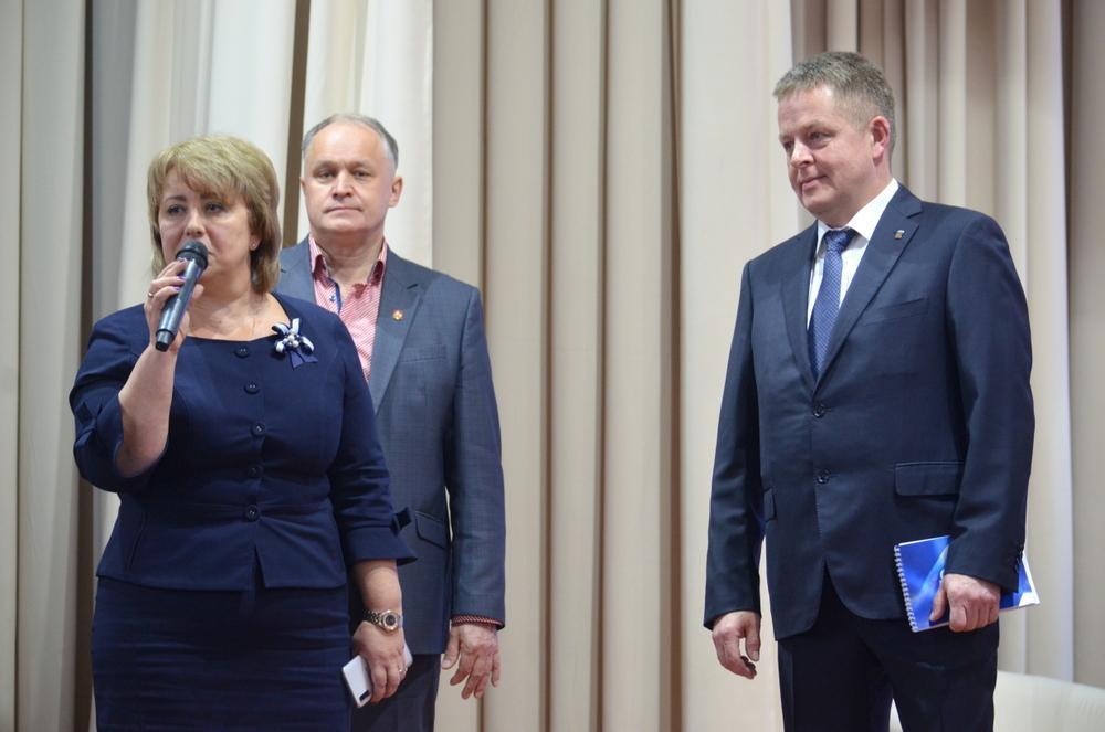 Студенты ГСГУ пообщались на равных с председателем Совета депутатов Коломенского городского округа