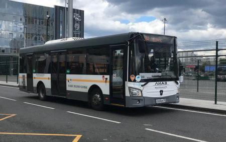 За праздничные выходные автобусы Мострансавто перевезли более 2,6 млн пассажиров