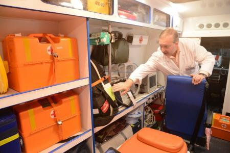 18 бригад скорой медицинской помощи коломенской подстанции ежедневно выходят на линию