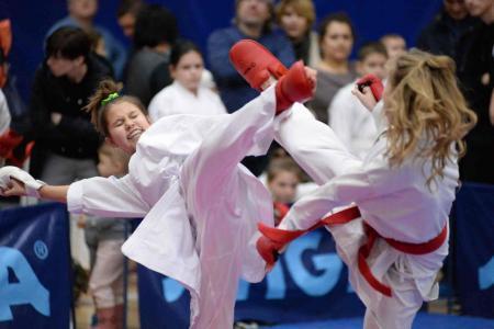 Коломенцы стали первыми на фестивале боевых искусств