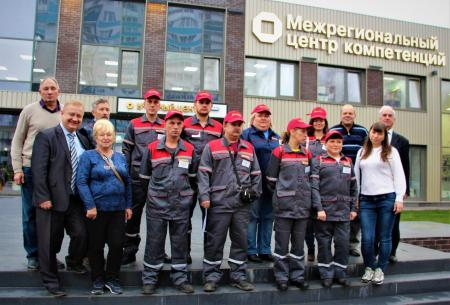 Коломенские специалисты сферы ЖКХ показали отличные результаты на областном конкурсе профмастерства