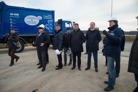 На КПО Мячково будут принимать мусор только из близлежащих муниципалитетов