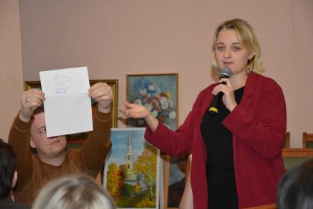 Коломенцы внесли свои предложения в концепцию благоустройства Михайловской набережной