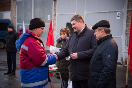 Автопарк МУП «Тепло Коломны» пополнили 22 новых спецавтомобиля