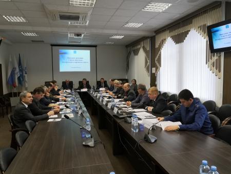 Выездное заседание Совета депутатов Коломенского городского округа 12 декабря 2019г.