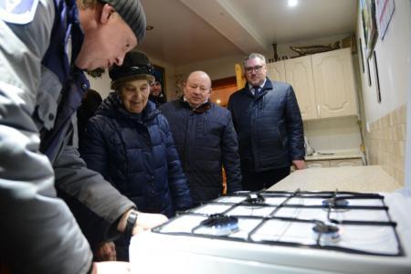Два газопровода запустили в Коломенском городском округе