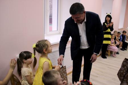 Детский сад «Пчелка» в Коломне открылся после ремонта