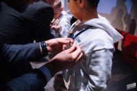 Дети-герои из Подмосковья получили медали за совершенный подвиг