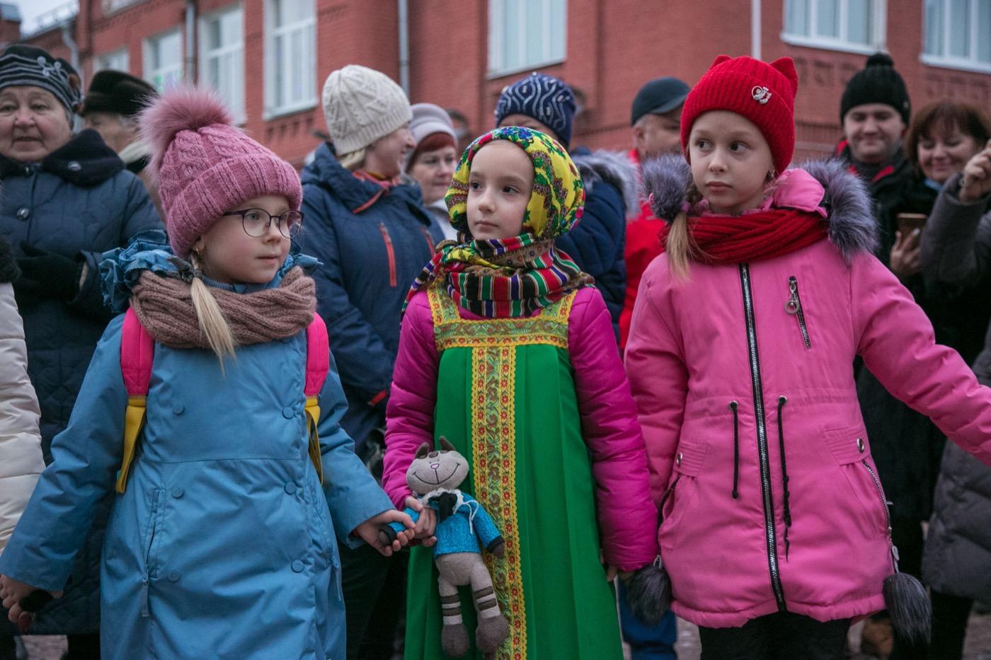 Новости Коломны   Массовое рождественское гуляние прошло в Коломне Фото (Коломна)   iz zhizni kolomnyi