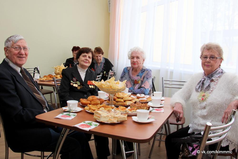 В Коломне поздравили ветеранов блокадного Ленинграда