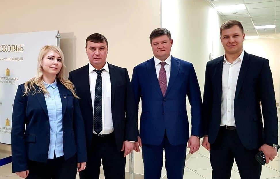 Делегация Коломенского округа присутствовала на ежегодном Обращении губернатора Андрея Воробьева к жителям региона