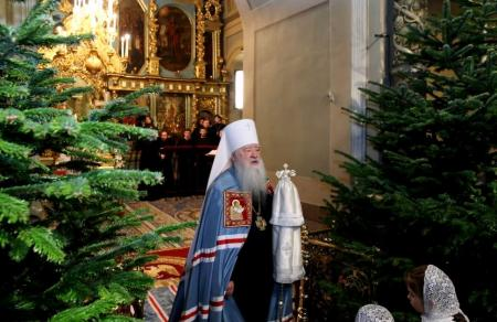 На Рождество в Коломну приедет митрополит Ювеналий