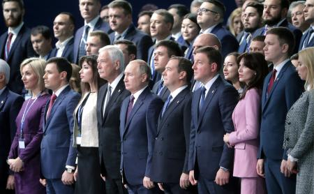 Александр Толмачев «Послание президента посвящено настоящему и будущему»