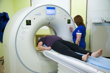 Новый компьютерный томограф в Коломенской ЦРБ позволит ставить более точные диагнозы