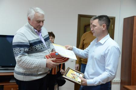 В администрации округа вручили призы победителям конкурса «Красота своими руками»
