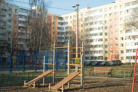 В Коломенском городском округе проходят обсуждения с жителями планов благоустройства дворовых территорий