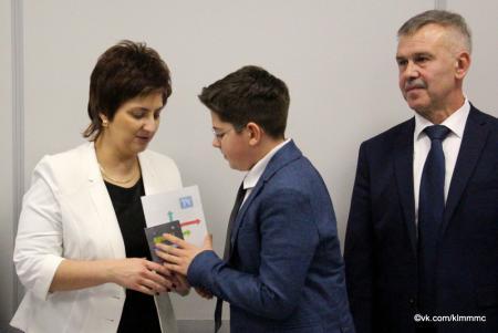 В коломенской ТПП чествовали новых граждан России