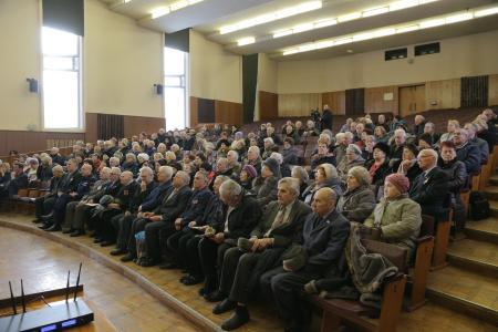 Коломенские ветераны обсудили празднование 75-летия Победы