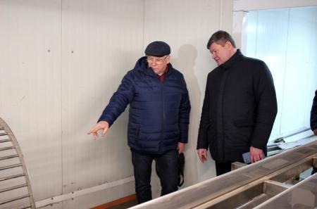 В Коломенском городском округе реализуется инвестпроект в аграрном секторе