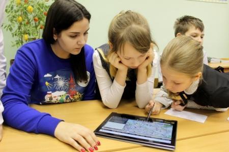 «Волонтеры Победы» рассказывают коломенским школьникам о блокадном Ленинграде
