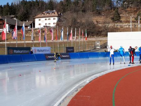 Коломенец Борис Орлов стал победителем 29-х Международных Игр ветеранов по конькобежному спорту (многоборье)