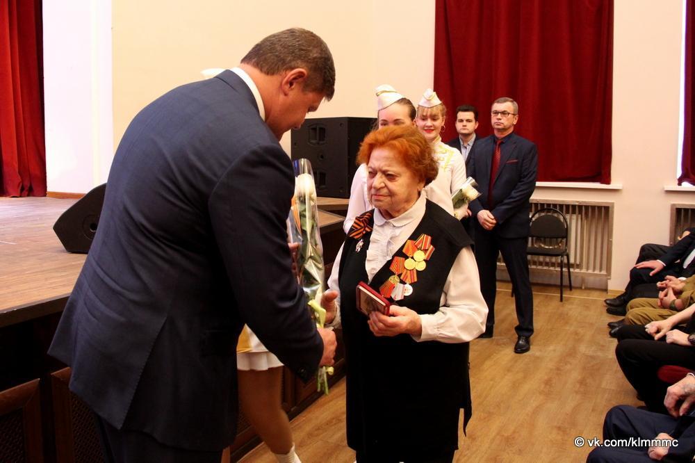 Новости Коломны   В Коломне защитников Отечества поздравили с праздником Фото (Коломна)   iz zhizni kolomnyi