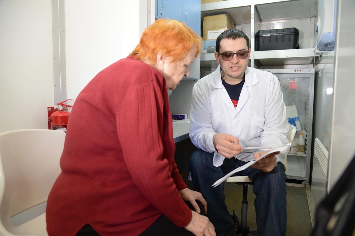 Новости Коломны   Коломенцы получают доступную эндокринологическую помощь Фото (Коломна)   iz zhizni kolomnyi