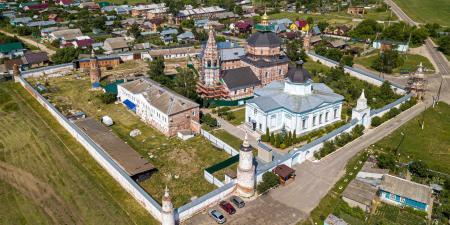 На портале «Добродел» завершается голосование по благоустройству территории у Бобренева монастыря