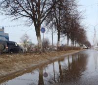 В марте 33 подтопления территорий ликвидировано по предписаниям Госадмтехнадзора в Подмосковье