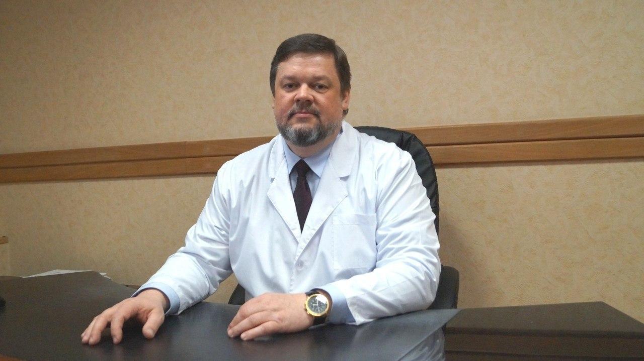 Главный врач Коломенской ЦРБ обратился к коломенцам с просьбой оставаться дома