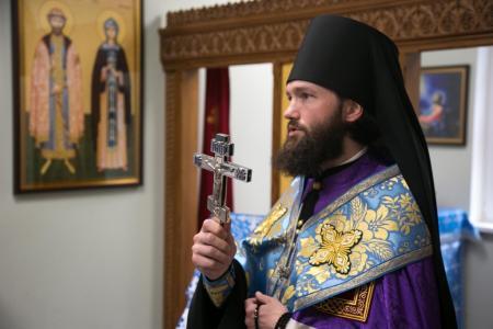 Благочинный церквей города Коломна и Коломенского городского округа епископ Луховицкий Петр обратился к верующим