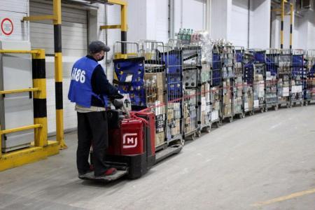 Логистический центр «Магнит» готов предоставить дополнительные рабочие места коломенцам