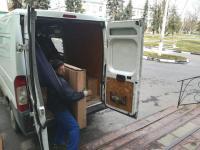Коломенский предприниматель передал в больницу стройматериалы и душевую кабину