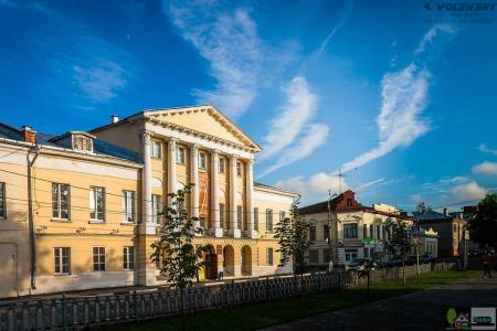 В «Доме Озерова» пройдет акция «Ночь музеев»
