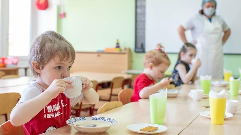 Детские сады Подмосковья возобновили работу