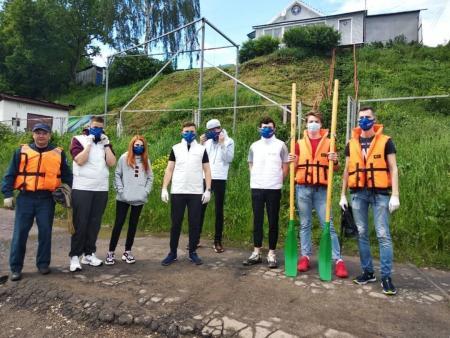 Молодогвардейцы Коломны запустили новый экологический проект
