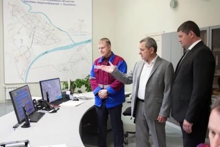 В Коломенском городском округе график отключения горячего водоснабжения (ГВС) выдерживается