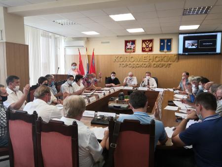 Председатель Контрольно-счетной палаты Коломенского городского округа отчиталась за II квартал 2020года